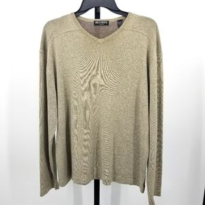 Brandini Vintage Sweater Boyfriend Style Brown
